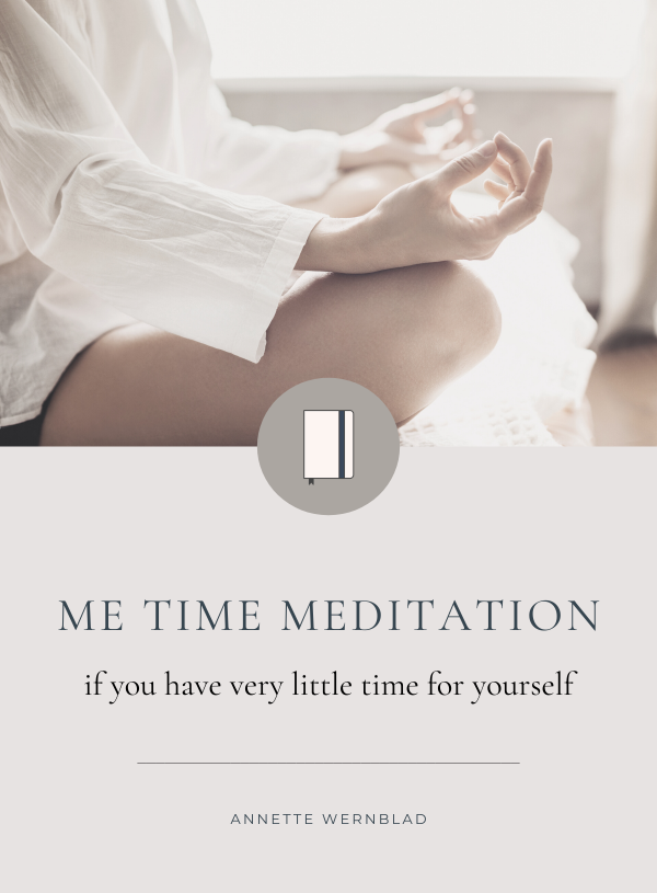 Me Time Matters