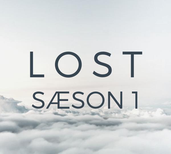 LOST SÆSON 1