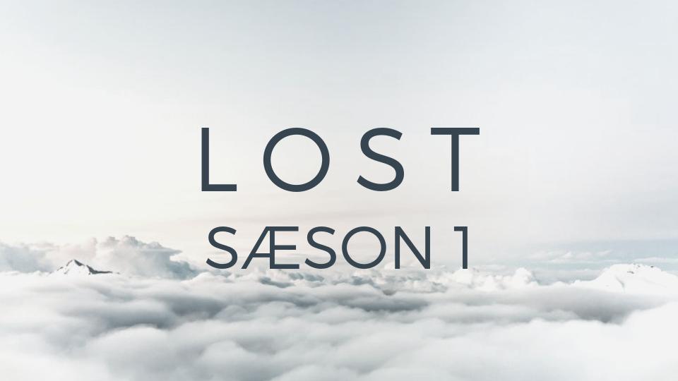 LOST SÆSON 1 · Online-kursus