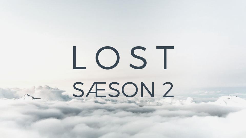 LOST SÆSON 2 · Online-kursus