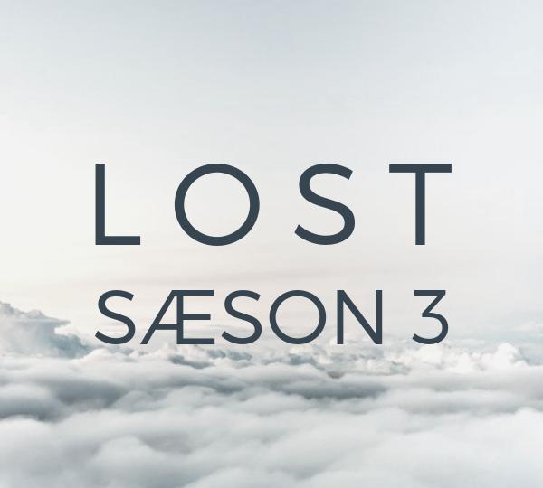 LOST SÆSON 3