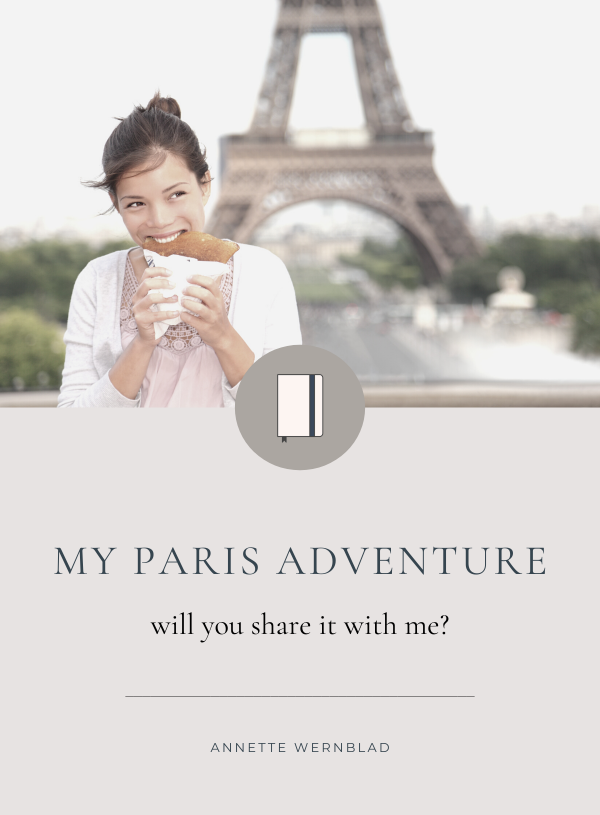 My Paris Adventure